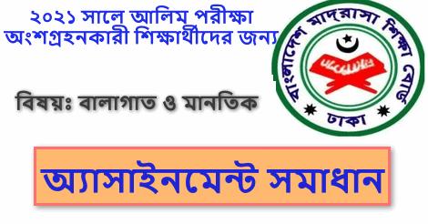 Alim Balagat Mantik Assignment Answer