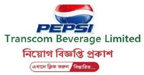 Transcom Beverages Ltd Job Circular