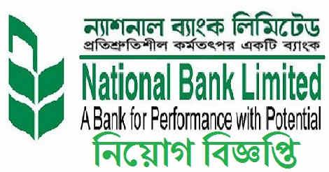National Bank Limited Job Circular 2021